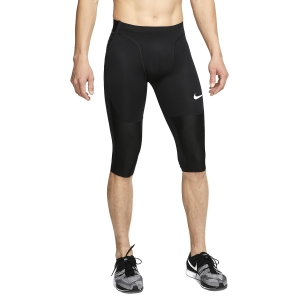 Men's Underwear Tights Nike Pro Aeroadapt Tights  Black/White CJ4809010