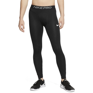 Men's Underwear Tights Nike Pro Breathe Tights  Black/White CJ4789010