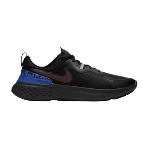 Men's Neutral Running Shoes Nike React Miler  Black/Mystic Dates/Midnight Navy DC1931001