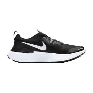 Nike React Miler - Black/White/Dark Grey/Anthracite