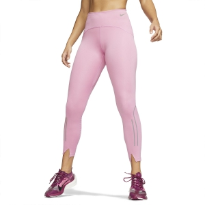 Tight Running Donna Nike Speed 7/8 Tights  Magic Flamingo/Gunsmoke CJ7633601
