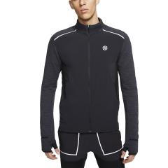 Nike Sphere Maglia - Black/Heather/Dark Smoke Grey/Reflective Silver