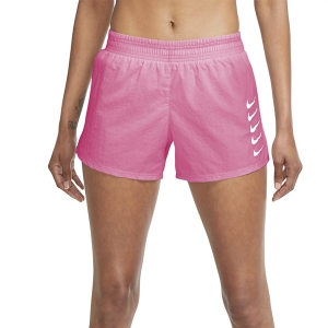 Women's Running Shorts Nike Swoosh Run 3in Shorts  Pink Glow/White CU3283607
