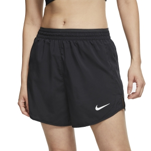 Women's Running Shorts Nike Tempo 5in Shorts  Black/Anthracite/Reflective Silver BV2953010