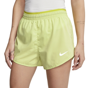 Pantaloncini Running Donna Nike Tempo 3in Pantaloncini  Limelight/Bright Cactus/Reflective Silver BV2945367