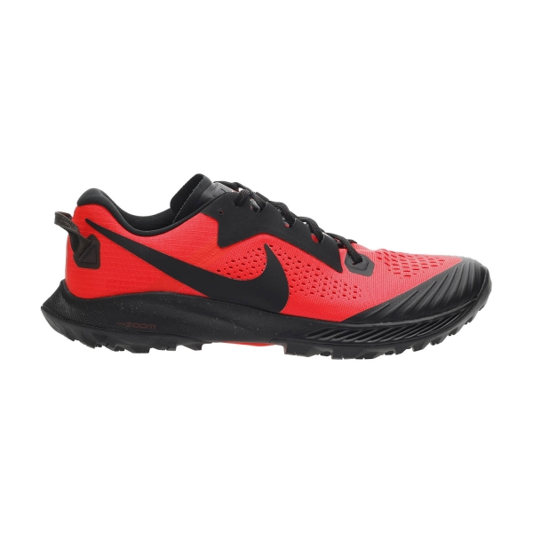 Nike Air Zoom Terra Kiger 6 - Bright Crimson/Black/Baroque Brown