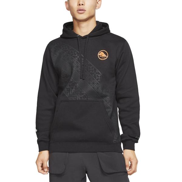 Nike Ekiden Club Hoodie - Black