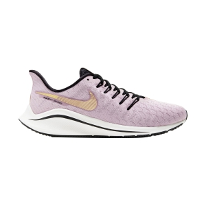 Women's Neutral Running Shoes Nike Air Zoom Vomero 14  Plum Chalk/Metallic Gold/Infinite Gold AH7858501