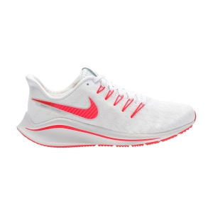 Women's Neutral Running Shoes Nike Air Zoom Vomero 14  White/Laser Crimson/Track Red AH7858101