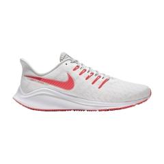 Nike Air Zoom Vomero 14 - White/Laser Crimson/Grey Fog/Track Red