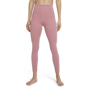 Women's Fitness & Training Pants and Tights Nike Yoga 7/8 Tights  Desert Berry/Heather/Artic Pink CU5293614