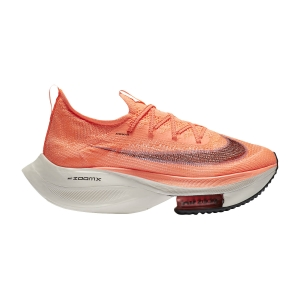 Women's Performance Running Shoes Nike Air Zoom Alphafly Next%  Bright Mango/Citron Pulse CZ1514800