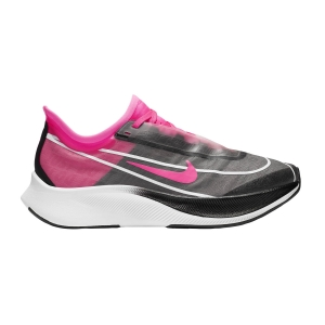 Scarpe Running Performance Donna Nike Zoom Fly 3  Black/Pink Blast/White AT8241005