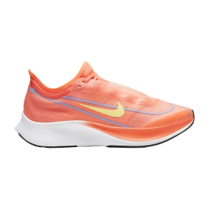 Women's Performance Running Shoes Nike Zoom Fly 3  Bright Mango/Lt Zitron/Purple Pulse AT8241801
