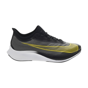 Men's Performance Running Shoes Nike Zoom Fly 3  Black/Opti Yellow/White AT8240006