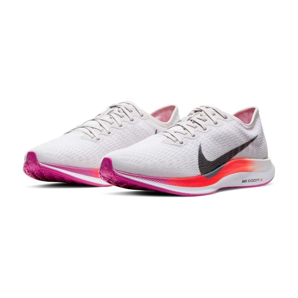 Nike Zoom Pegasus Turbo 2 Vast GreySmoke GreyWhiteFire Pink