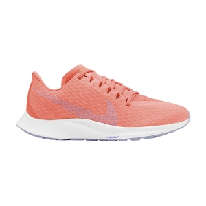Women's Performance Running Shoes Nike Zoom Rival Fly 2  Bright Mango/Blackened Blue/White CJ0509800