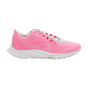 Women's Performance Running Shoes Nike Zoom Rival Fly 2  Pink Glow/White/Platinum Violet CJ0509601