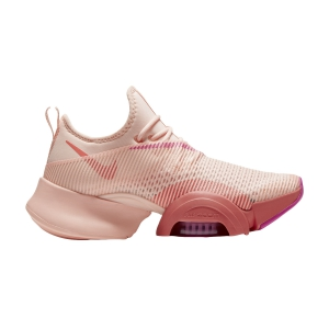 Scarpe Fitness e Training Donna Nike Zoom SuperRep  Washed Coral/Fire Pink/Magic Ember BQ7043668