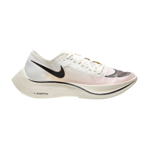 Scarpe Running Performance Uomo Nike ZoomX Vaporfly Next%  Sail/Black/Sail CT9133100