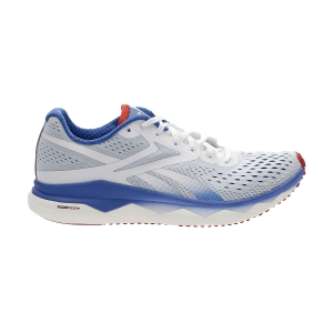 Reebok FloatRide Run Fast 2.0 - White/Blue Blast/Legacy Red