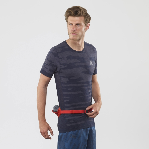 Salomon Active Belt - Valiant Poppy/Red Dahlia