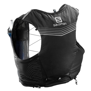 Hydro Backpack Salomon ADV Skin 5 Set Backpack  Black LC1307000