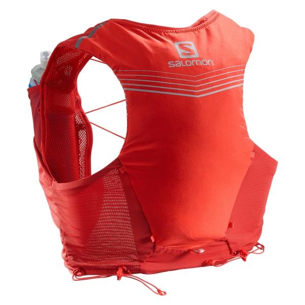 Salomon ADV Skin 5 Set Backpack - Goji Berry