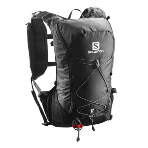 Salomon Agile 12 Set Backpack - Black