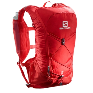 Salomon Agile 12 Set Backpack - Goji Berry