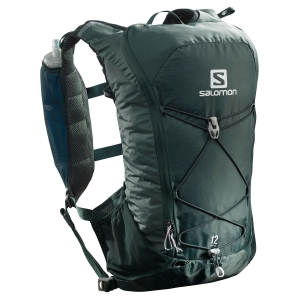 Hydro Backpack Salomon Agile 12 Set Backpack  Green Gables LC1305300
