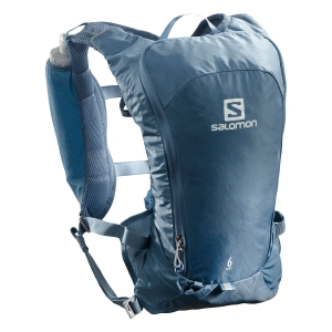 Hydro Backpack Salomon Agile 6 Set Backpack  Copen Blue LC1305800