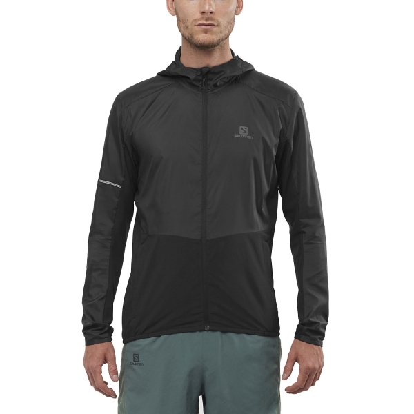 Salomon Agile Jacket - Black