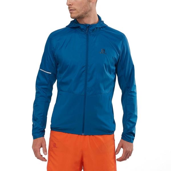Salomon Agile Jacket - Poseidon