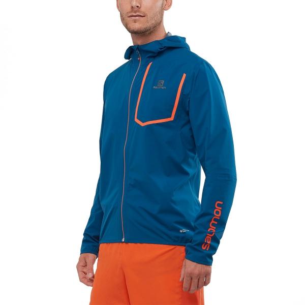 Salomon Bonatti Pro WP Jacket - Poseidon