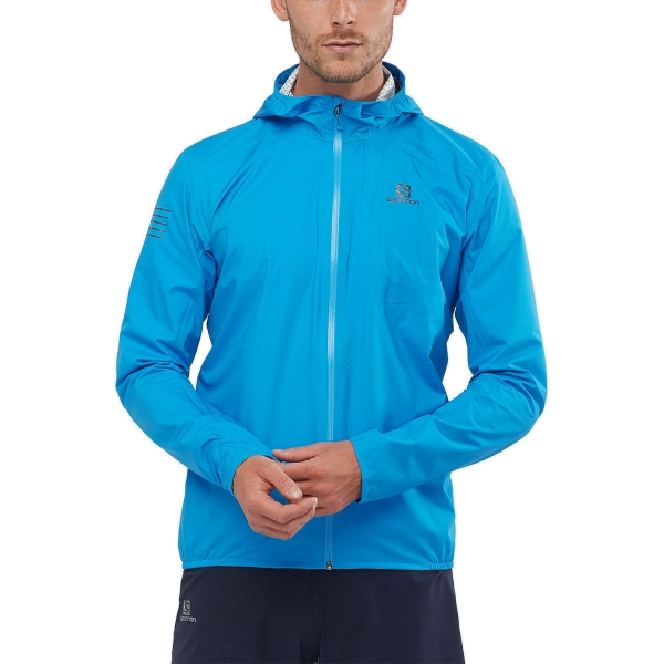 Salomon Bonatti WP Jacket - Vivid Blue