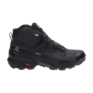 Scarpe Outdoor Uomo Salomon Cross Hike Mid GTX  Phantom/Black/Ebony L41118500