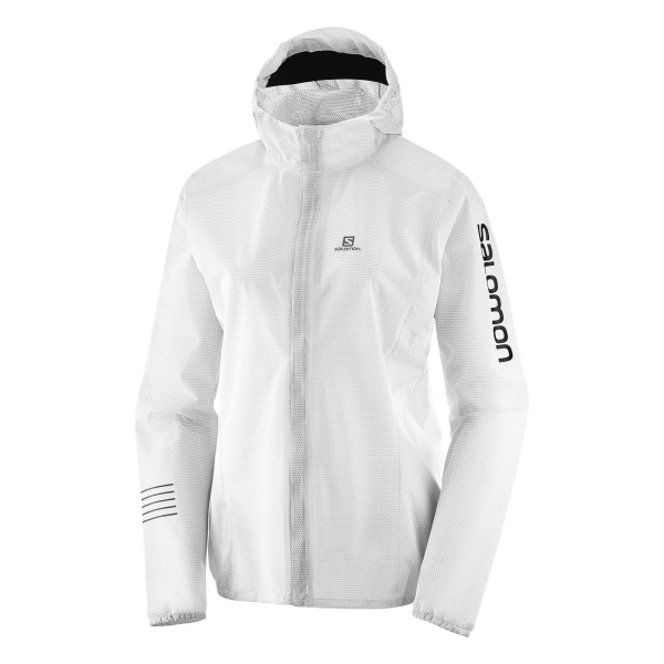 Salomon Lightning Race WP Jacket - White