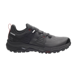 Scarpe Outdoor Uomo Salomon Odyssey GTX  Black/Shale/High Risk Red L41144900