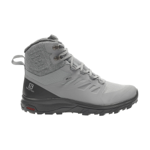Women's Outdoor Shoes Salomon Outblast TS CSWP  Monument/Magnet L40922400