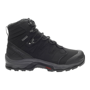 Scarpe Outdoor Uomo Salomon Quest Winter GTX  Black/Ebony L41110300