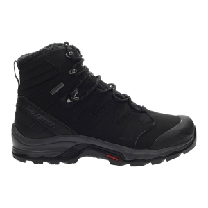 Men's Outdoor Shoes Salomon Quest Winter GTX  Black/Ebony L41110300