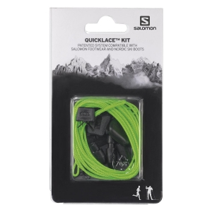 Lacci rapidi  Salomon Quicklace Kit  Green L32667700