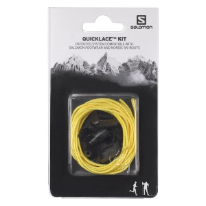 Lacci rapidi  Salomon Quicklace Kit  Yellow L32667500