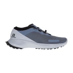Scarpe Trail Running Uomo Salomon Sense Feel  Flint Stone/Pearl Blue/Black L40965600
