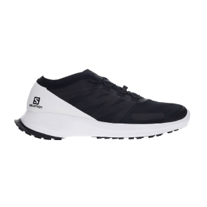 Scarpe Trail Running Donna Salomon Sense Flow  Black/White/Black L40966800