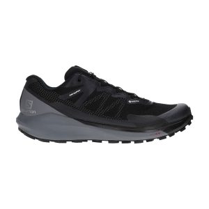Scarpe Trail Running Uomo Salomon Sense Ride 3 GTX  Black/Quiet Shade/Magnet L40975100
