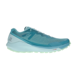 Scarpe Trail Running Donna Salomon Sense Ride 3  Meadowbrook/Icy Morn/Pgreen L40969800