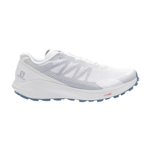 Scarpe Trail Running Donna Salomon Sense Ride 3  White/Bluestone L40970000