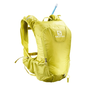 Salomon Skin Pro 15 Set Backpack - Citronelle Sulphur Sp